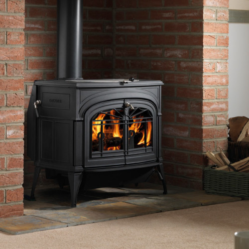 Encore Two-in-One Woodstove