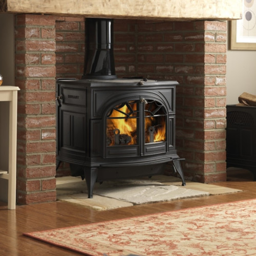 Defiant Two-in-One Woodstove